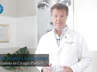 Aumento de mamas - Dr. Honorio Labaronnie