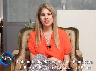 Plasma rico en plaquetas - Dra María José Lukacs y Dr Jose Luis Ava