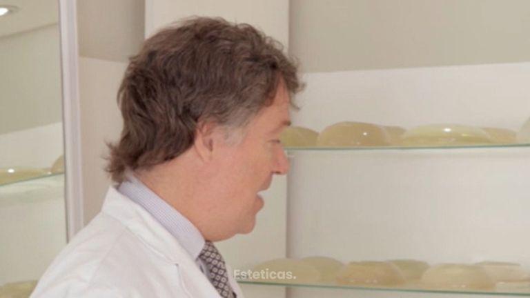 Probador Implantes Mamarios - Dr. Honorio Labaronnie