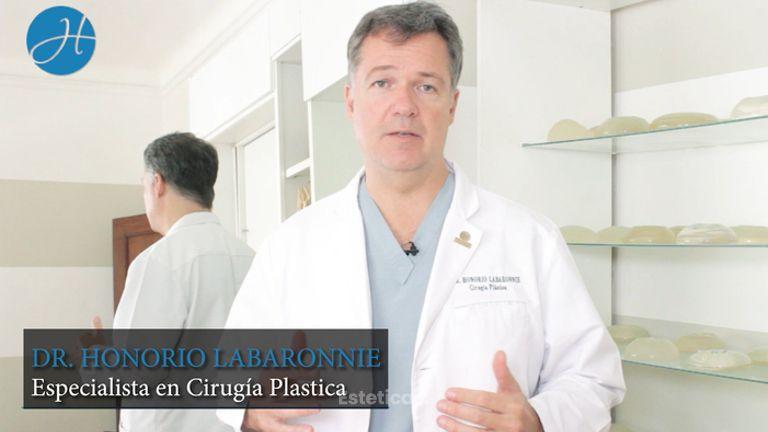 Levantamiento mamario - Dr. Honorio Labaronnie