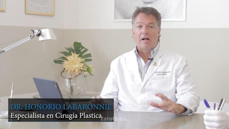Cirugías mamarias - Dr. Honorio Labaronnie